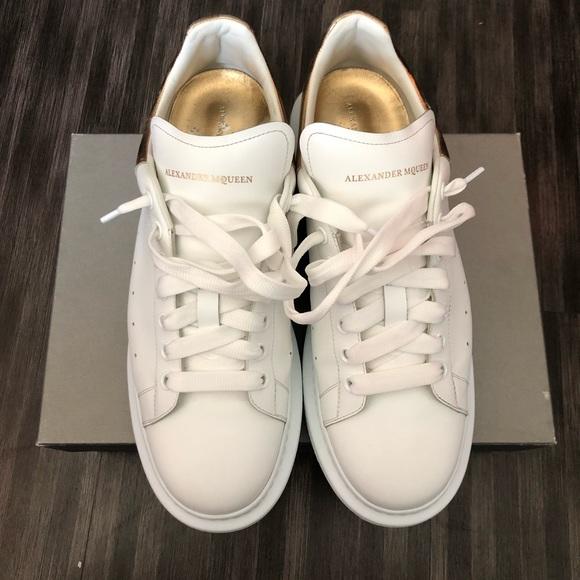alexander mcqueen sneakers size 13 off
